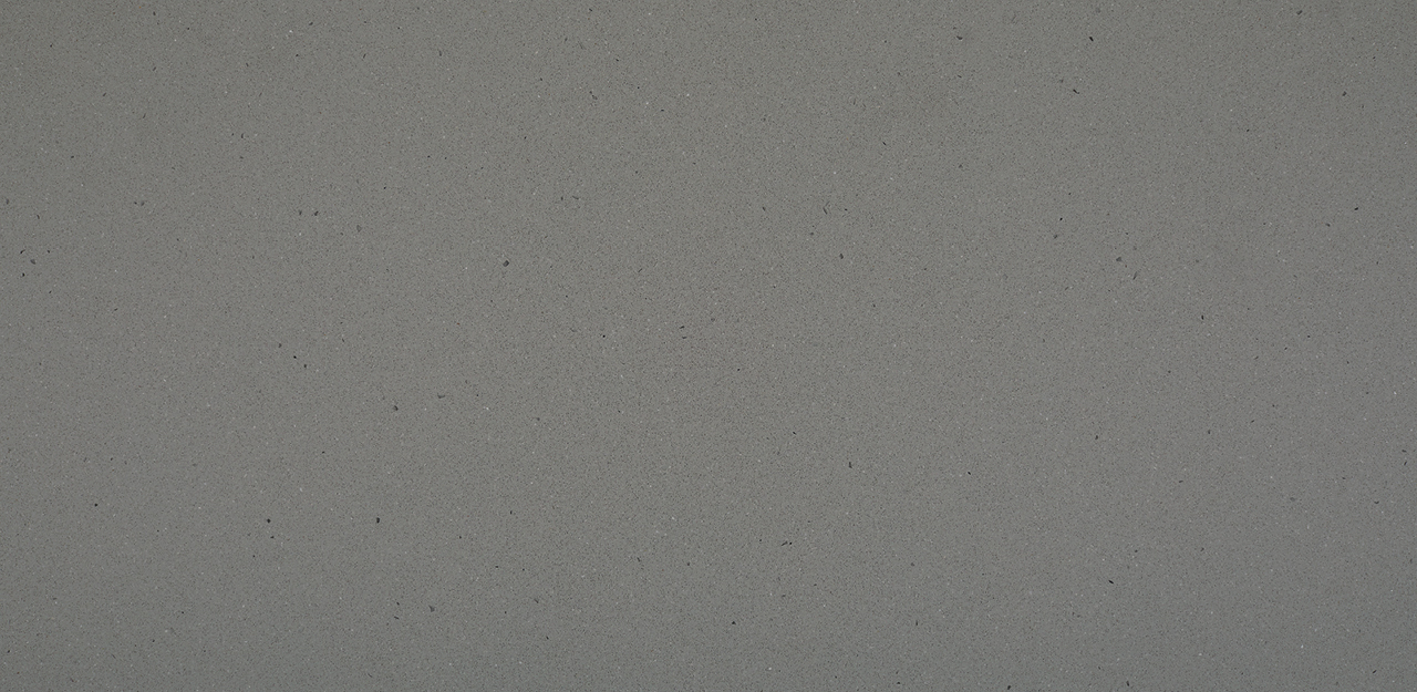 CRL Quartz's Concrete Gris surface which resembles concrete, it can be used for bathrooms & kitchens