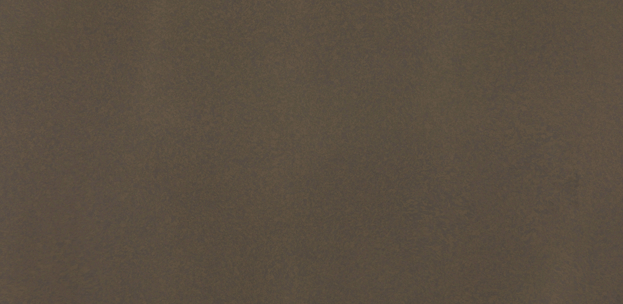 A sample of CRL Quartz's forest brown surface that will give your bathroom or kitchen a fresh look