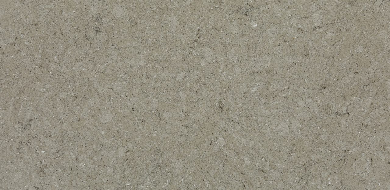 A sample of CRL Quartz's Sahara kitchen and bathroom marble surface with a mix of brown colours