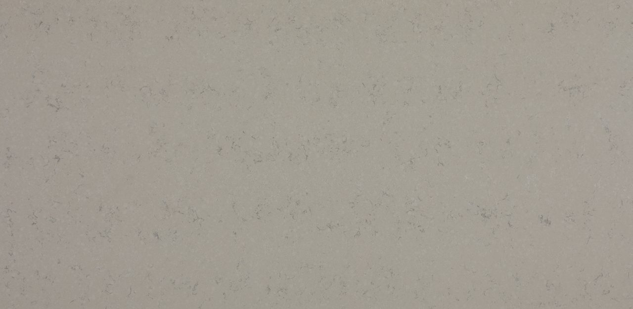 CRL Quartz's stain and heat resistant, Antico surface sample consisting of brown and black colours