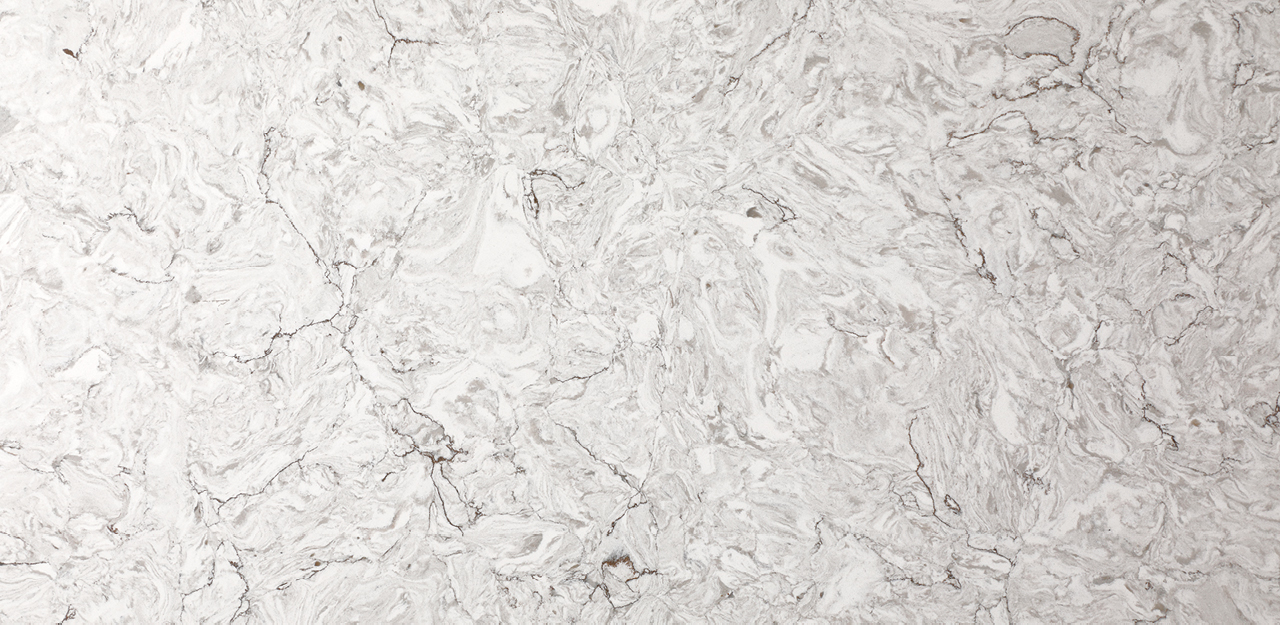 Image of: Monte Bianco Polished Finish (Full Slab View)