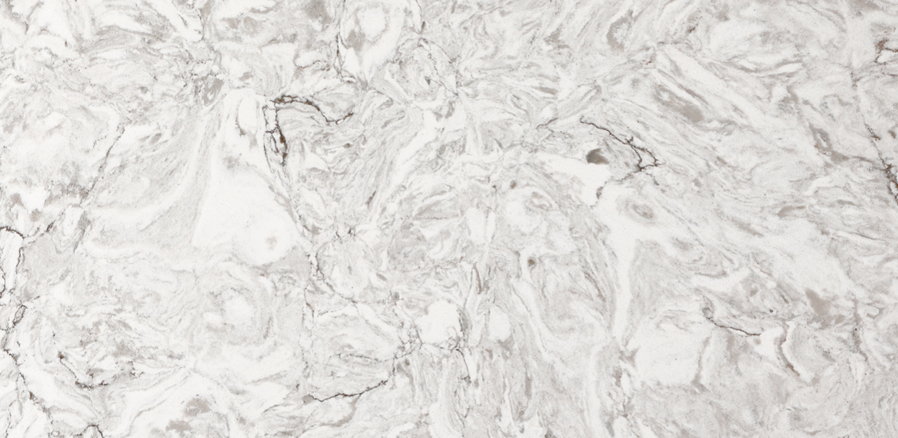 Image of: Monte Bianco Polished Finish (Slab Zoom View)