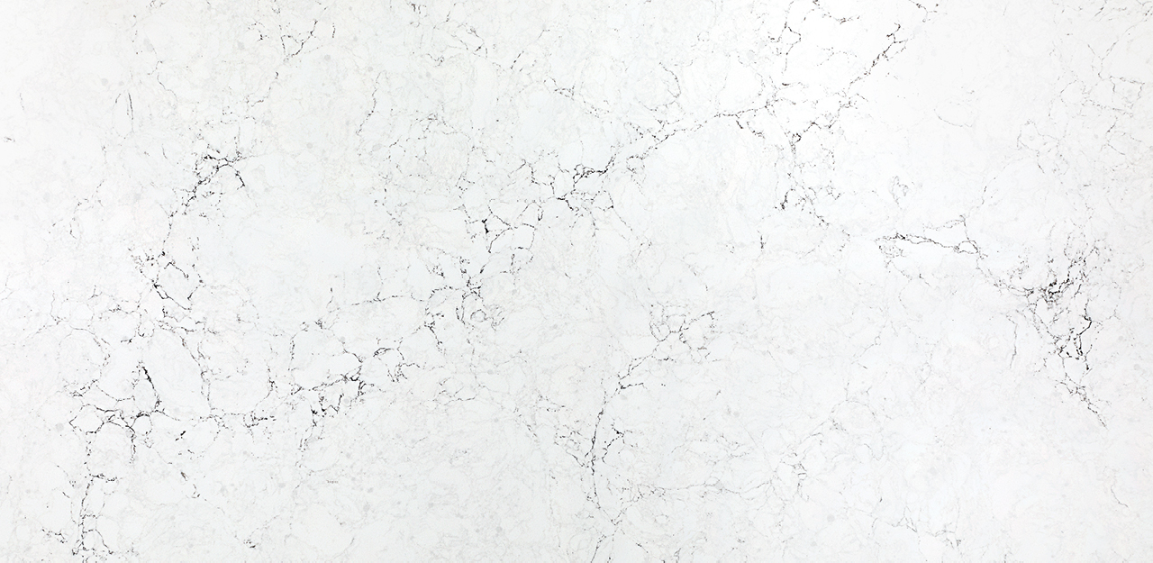 Image of: Statuario Bianco Polished Finish (Full Slab View)