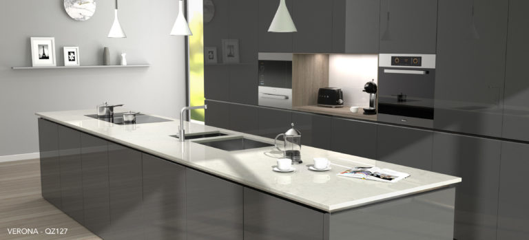 Marble Effect Kitchen Worktops Crl Stone Crl Quartz