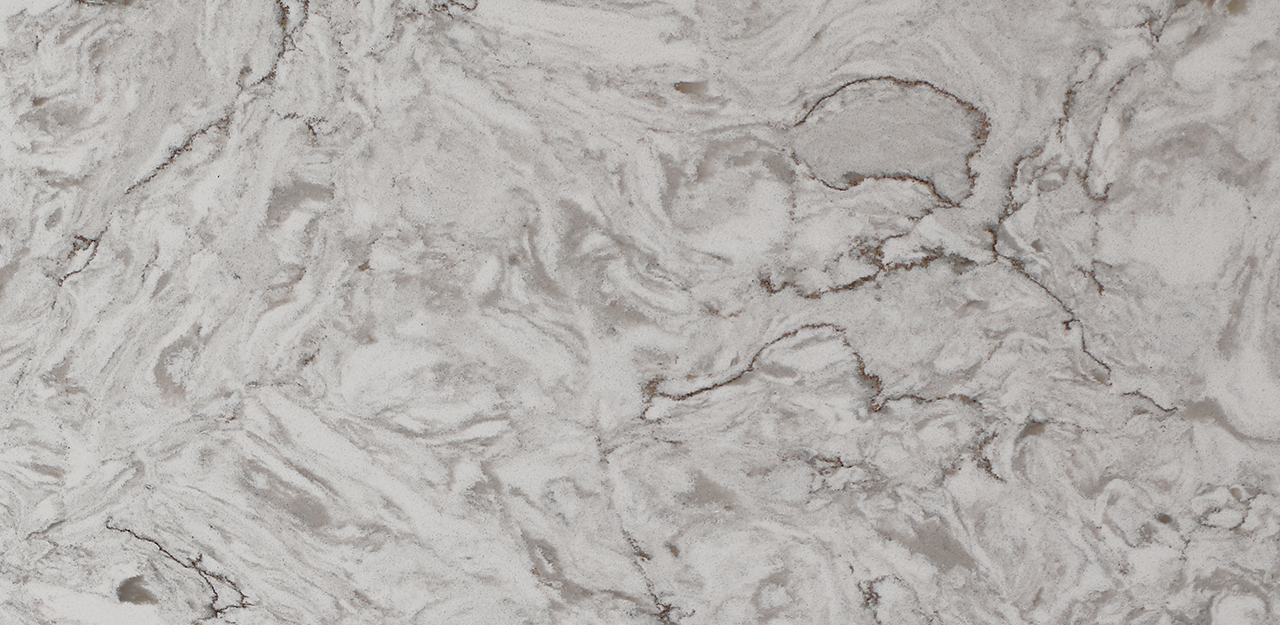 CRL Quartz Monte Bianco Close up