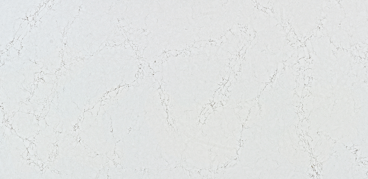 CRL Quartz Statuario Bianco slab